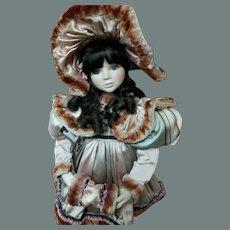 Brunette Jana, Vlasta Pat Thompson Edition of 12