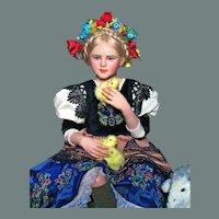 Heidi by Jamie Williamson OOAK in Cernit