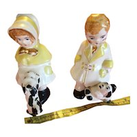 Set of Porcelain Figurines (Piano Babies)