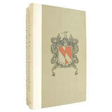 The Canterbury Tales - signed and numbered copy of Chaucer's classic from The Limited Editions Club, 1934 - Free US Shipping