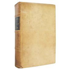 A Dictionary of Medical Science - antique leather bound medical reference from 1874 - Free US Shipping