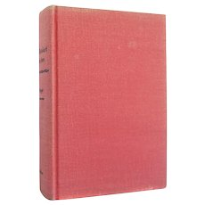 Reinhart In Love - vintage 1962 Thomas Berger first edition novel, signed copy - Free US Shipping
