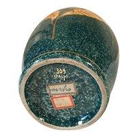 Italian Numbered Pottery Vase