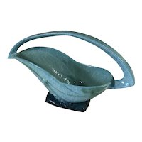 Roseville Wincraft Pottery Basket