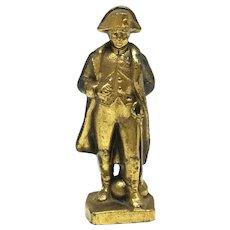 Napoleon Bonaparte Souvenir Figure Statue Vintage French France