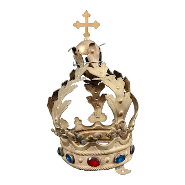 Antique Italian Crown