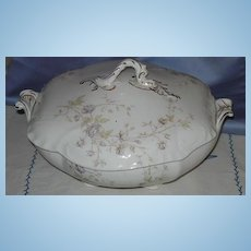 Covered Casserole, Johnson Brothers, Royal