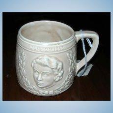 Queen Elizabeth Coronation Mug, 1953