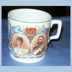 George V, Mary,  Coronation Cup, 1911