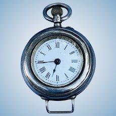 Ladies' pocket/wrist watch, Late Victorian