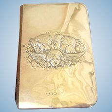 English Prayerbook With Silver (Sterling) Cover