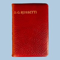 Poems and Translations by Dante Gabriel  Rossetti