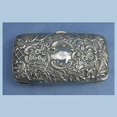 Silver Purse, Victorian
