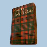Tartan Scott's Lady of the Lake, small