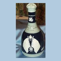 George V and Mary (1911) Spode Decanter