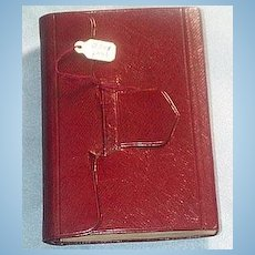 Carnan's Ladies' Complete Pocket Book, 1868