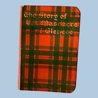 Tartan Edition of The Story of the Massacre of Glencoe by William Melven