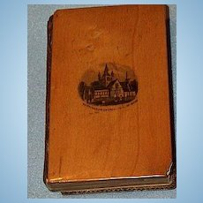 Mauchline Book of Common Prayer. Victorian