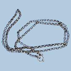 9 carat, Victorian Belcher Chain