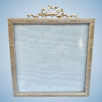 French Frame, Ormolu, CA 1900