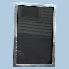 Silver Frame, Sterling, 1925