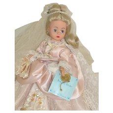 """10"""" Cissette Rococo Bride, Madame Alexander"""