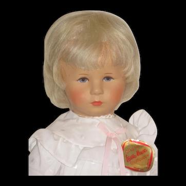 "17"" Vintage Kathe Kruse Toddler Doll"