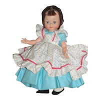 Madame Alexander Little Lady Doll, Maggie Mixup Face