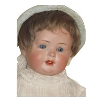 Antique German Bisque Baby Doll