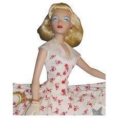 Vintage Gene Fashion Doll Incognito