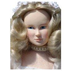 Vintage Effanbee Cinderella Doll, Ltd Edition