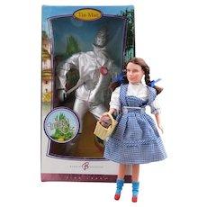 Vintage Wizard of Oz Dorothy & Tin Man Dolls