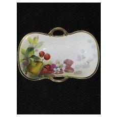 Vintage Hand Painted Nippon Fruit Bowl