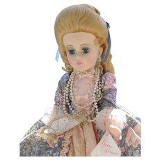 "Vintage 21"" Madame Alexander Portrait Marie Antoinette Doll"