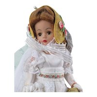 "10"" Cissette Empire Bride, Madame Alexander"