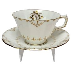 Royal Crown Derby Wentworth Cup and Saucer