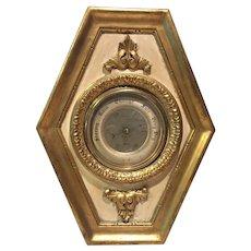 Vintage English Barometer