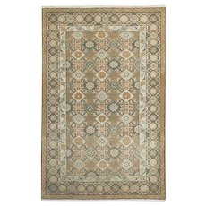 Vintage Romanian Rug Carpet 4'1 x 6'7