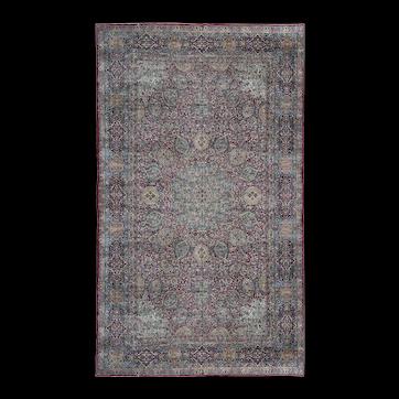 Vintage Oversize Persian Kerman Rug, circa 1940 11'10 x 20'