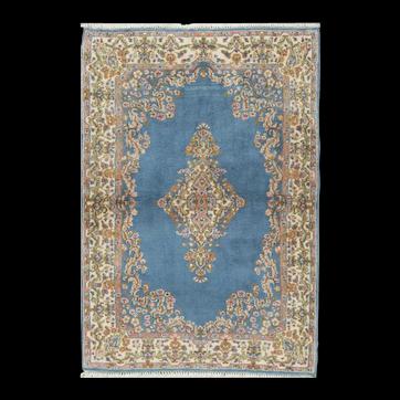 Vintage Persian Kerman Rug, circa 1940 4'1 x 6'4