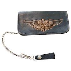Vintage Harley Davidson Wallet.