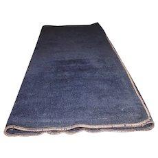Vintage Sleigh Wool Blanket.
