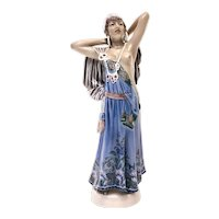 Dahl Jensen Figure - Arabian Girl - #1129