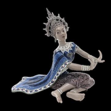 Dahl Jensen Figure - Siamese Temple Dancer - #1125