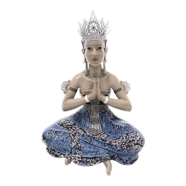 Dahl Jensen Figure - Javanese Princess - #1171