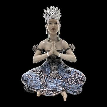 Dahl Jensen Figure - Javanese Princess (2) - #1171