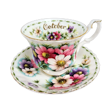Teacups Porcelain & Pottery