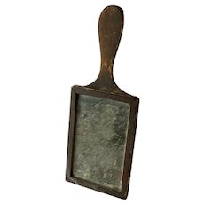 18th Century Hand Held Mirror