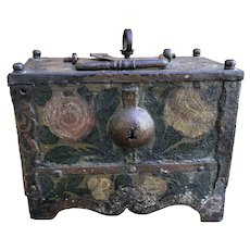 16th  Century Strong Box