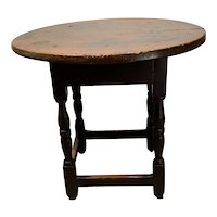 Early 18th Century Tavern Table